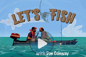 Let's Fish video link